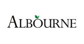 Albourne - logo